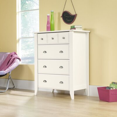 Sauder Shoal Creek 4 Drawer Chest