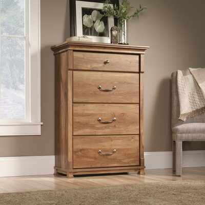 Sauder French Mills 4-Drawer Chest