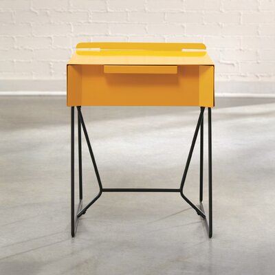 Sauder Soft Modern End Table