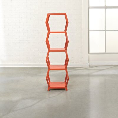 Sauder Soft Modern Tower Etagere