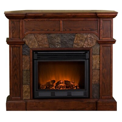 Wildon Home ® Market Electric Fireplace