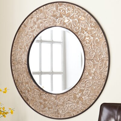 Wildon Home ® Sylvia Wall Mount Mirror