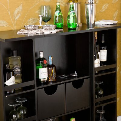 Wildon Home Boswell Bar Cabinet