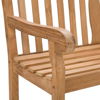 Wildon Home ® Teak Garden Bench