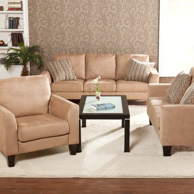 Wildon Home ® Anderson 3 Piece Set