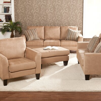 Wildon Home ® Anderson 4 Piece Set