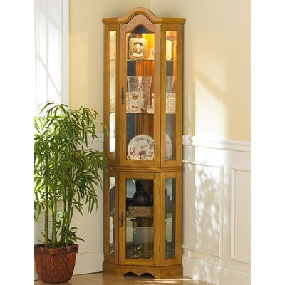 <strong>Wildon Home ®</strong> Kennedy Curio Cabinet