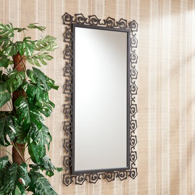Wildon Home ® Nero Mirror