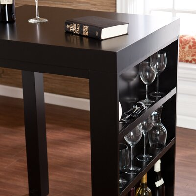 Wildon Home ® Calder Bistro/ Desk Table
