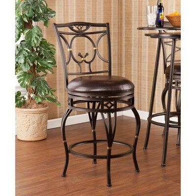 Wildon Home ® Jacobson Swivel Stool