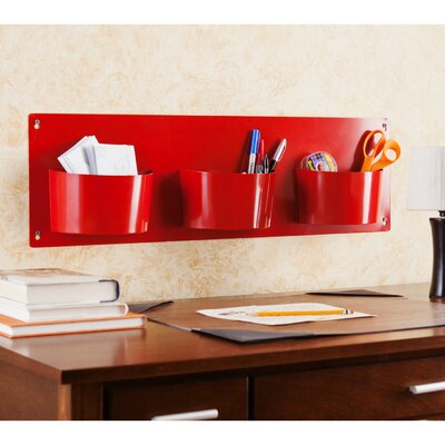 Wildon Home ® Layla Wall-Mount Storage