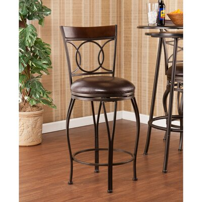 Wildon Home ® Tatum Swivel Stool