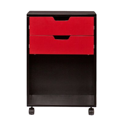 "Wildon Home ® Benton 17.75"" Storage Cabinet"