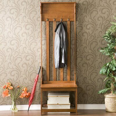 Wildon Home ® Placid Entryway Hall Tree