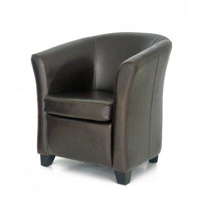Wildon Home ® Dakota Leather Chair
