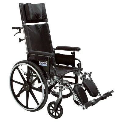 Viper Plus Lightweight Reclining Wheelchair