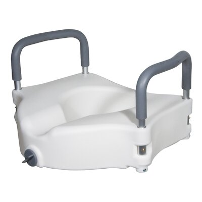 Elevated Raised Toilet Seat