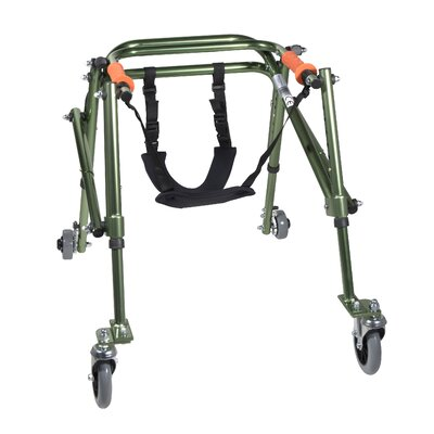 Drive Medical Seat Harness for All Wenzelite Anterior and Posterior safety roller and Nimbo Walkers