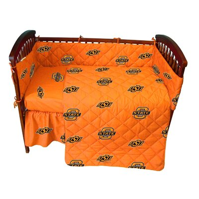 College Covers Oklahoma State Crib Bedding Collection