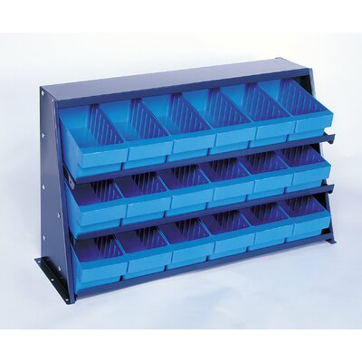 Quantum Storage Bench Pick Rack Storage Systems with Euro Bins