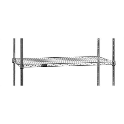 "Quantum Storage 18"" Q-Stor Chrome Additional Shelving"