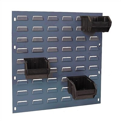 Quantum Storage Conductive Flat Louvered Panels