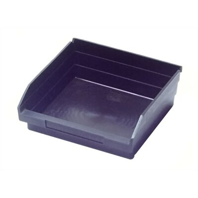 "Quantum Storage Recycled Shelf Bin (4"" H x 11 1/8"" W x 11 5/8"" D)"