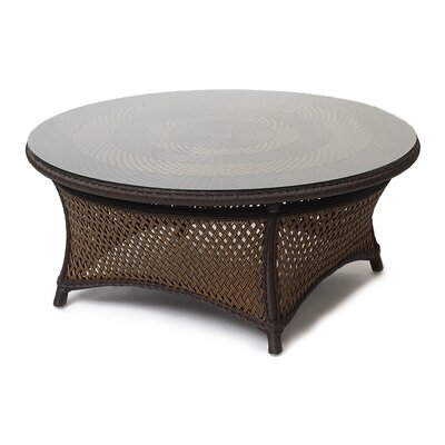 Lloyd Flanders Grand Traverse Conversation Coffee Table