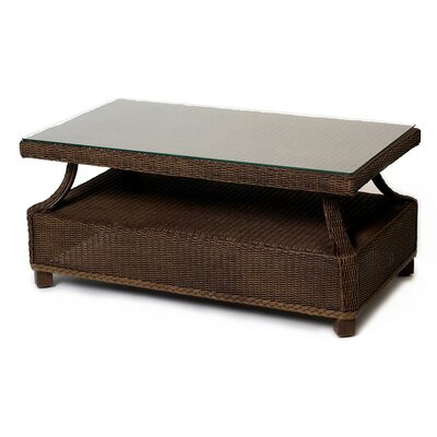 Lloyd Flanders Hamptons Coffee Table