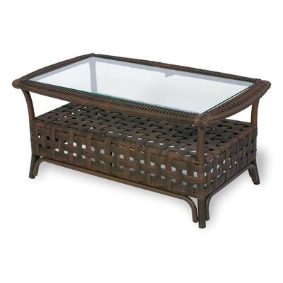 Lloyd Flanders Haven Coffee Table