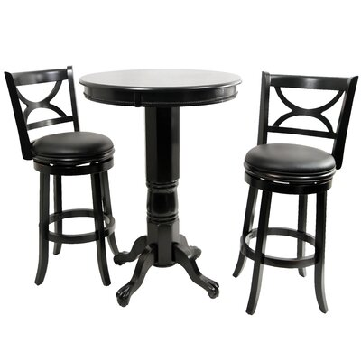Boraam Industries Inc Florence Pub Table Set