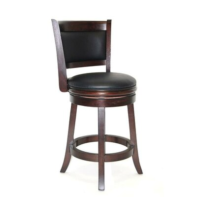 Boraam Industries Inc Augusta Three Piece Pub Set in Cappuccino