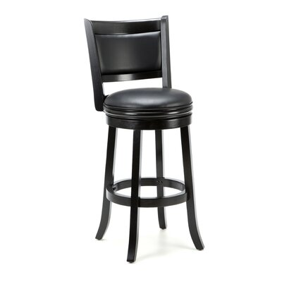 Boraam Industries Inc Augusta 3 Piece Pub Set in Black