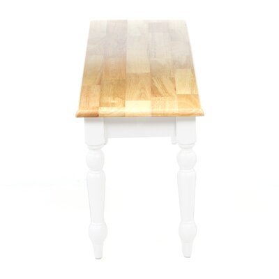Boraam Industries Inc Farmhouse Wooden Bench
