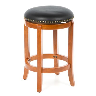"Boraam Industries Inc Cordova 24"" Backless Counter Stool"