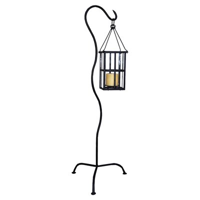 <strong>Pangaea Home and Garden</strong> Wrought Iron Lantern