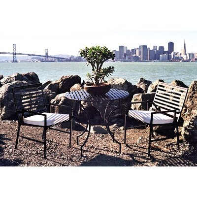 Pangaea Patio 3 Piece Dining Set