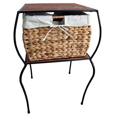 Pangaea Home and Garden Pangaea Rattan Side Table