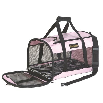 Petmate Soft Side Kennel Cab Pet Carrier