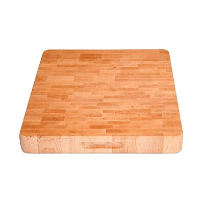 "Catskill Craftsmen, Inc. 19"" End Grain Chopping Block"
