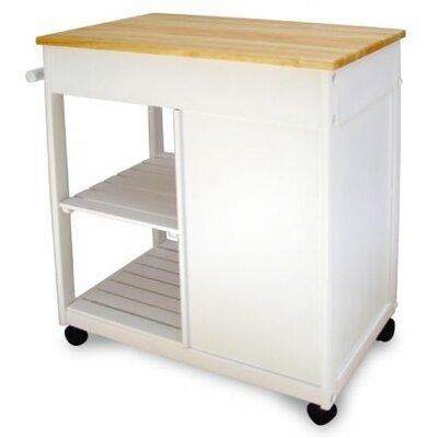 Catskill Craftsmen, Inc. Preston Hollow Kitchen Cart