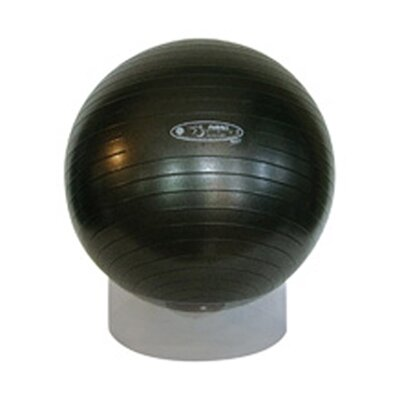 "FitBall Sport Soft 25.59"" Ball in Black"
