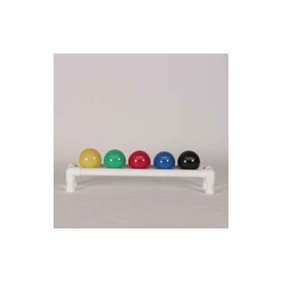 FitBall Softmeds Set and Rack