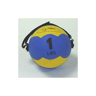 "FitBall Minimed 5"" in Yellow"