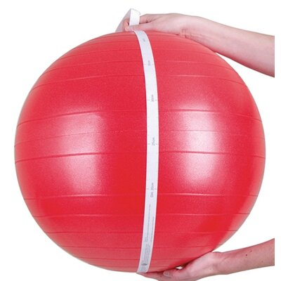 AeroMAT Fitness Ball Measurement Tape