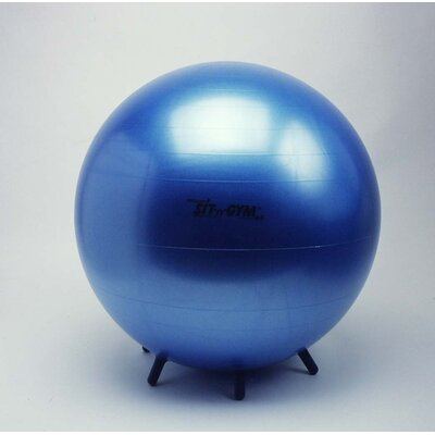 "Gymnic 26"" Sit 'n' Gym Plus Ball in Blue"