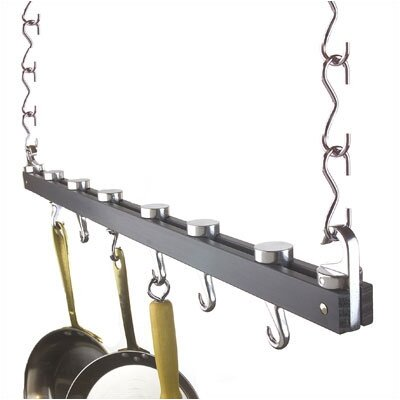 Concept Housewares Hanging Pot Rack