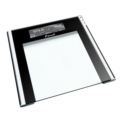 Escali Track and Target Bathroom Scale