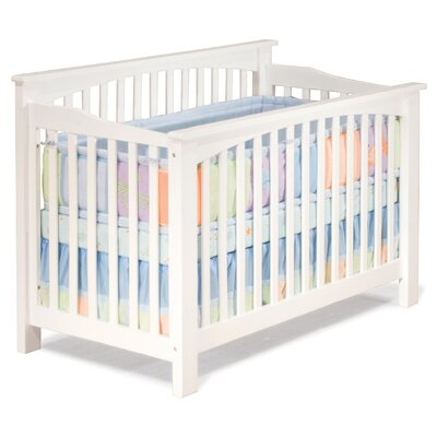 Atlantic Furniture Columbia 4-in-1 Convertible Crib
