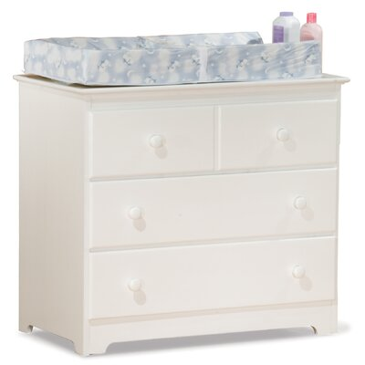 Windsor 3 Drawer Changing Dresser